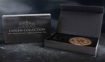 Dark Souls Remastered : une vidéo sur les améliorations graphiques, une médaille collector