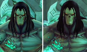 Darksiders 2 : PS3 / X360 vs PS4 / XOne, les images comparatives