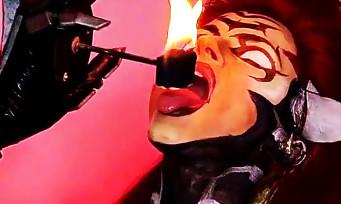 Darksiders III : une vidéo WTF où Fury fait de l'ASMR, sauve qui peut