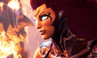 Darksiders 3 : voici 1h de gameplay en 4K ultra sur PC !