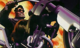 Full Throttle Remastered : le jeu annoncé sur PS4 et PS Vita lors de la PlayStation Experience