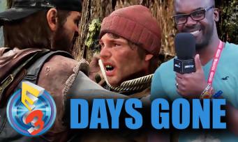 Days Gone : on l'a revu à l'E3 2017 et c'est toujours aussi démentiel