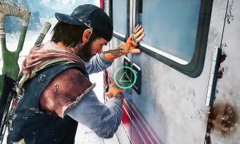 Days Gone : de la neige, des gunfights et plus de moto, voici une démo alternative de l'E3 2017