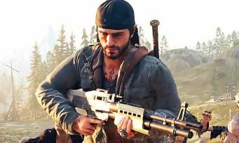 Days Gone : plus de 20 minutes de gameplay assassines pour l'exclu PS4