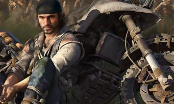 Days Gone : Sony vient dévoiler la jaquette définitive de son exclu PS4