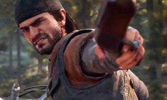 Days Gone : le jeu présenté sous toutes ses coutures dans une vidéo brutale