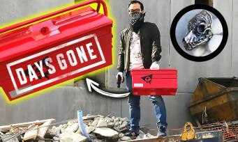 Days Gone : notre unboxing de la Toolbox Edition, la boîte à outils ultra rare (5 en France)
