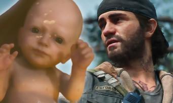 Days Gone : une mise à jour dédiée à Death Stranding, Deacon a aussi son bébé
