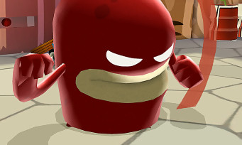 de Blob : neuf ans plus tard, le jeu sorti sur Wii débarque sur PC