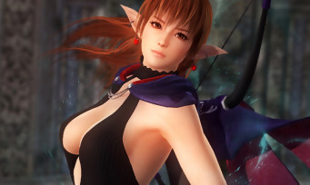 Dead or Alive 5 Last Round : des costumes sexy et kawaii pour Halloween 2015