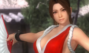 Dead or Alive 5 Last Round : Mai Shiranui (The King of Fighters) intègre le casting du jeu