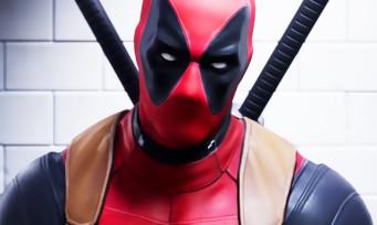 Fortnite : Deadpool enfin disponible, une vidéo pour accompagner l'anti-héros