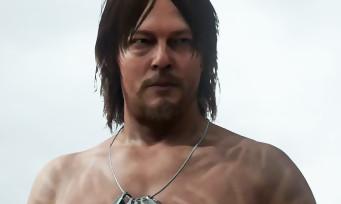 Death Stranding : Norman Reedus est le héros du nouveau jeu exclu PS4 de Hideo Kojima !