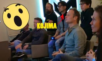 """Death Stranding : Kojima est passé chez Guerrilla Games pour montrer le jeu, les développeurs """"sans voix"""""""