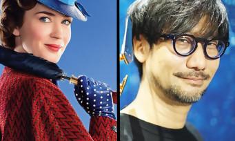 Death Stranding : Kojima avoue que le perso joué par Lea Seydoux est un hommage à Mary Poppins