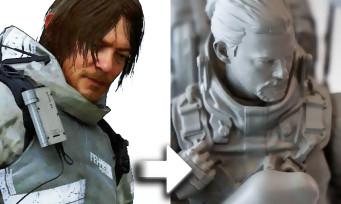 Death Stranding : premier aperçu des figurines, Kojima se réjouit