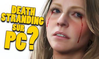 Death Stranding : et si le jeu n'était plus une exclusivité PS4 ? Un indice sème le doute