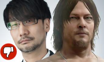 Death Stranding : Hideo Kojima fait un tweet polémique, le développeur victime de son succès ?