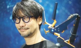 """Death Stranding : """"j'ai intégré mes liens dans le jeu"""" révèle une interview officielle de Kojima"""