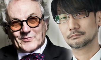Death Stranding : George Miller (Mad Max) ne tarit pas d'éloges sur Hideo Kojima