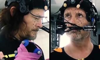 Death Stranding : une vidéo qui montre Mads Mikkelsen et Norman Reedus pendant la motion capture