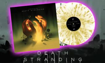 Death Stranding : l'OST débarque avec de magnifiques vinyles, toutes les infos