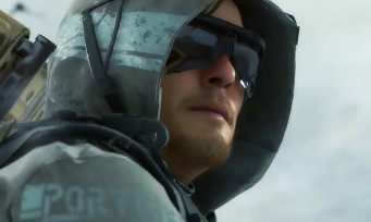 Death Stranding : Kojima présente l'illustration principale de la version PC, la marche reprend