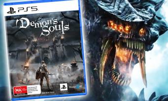 Demon's Souls : voici la jaquette PS5, deux nouveaux screenshots en bonus