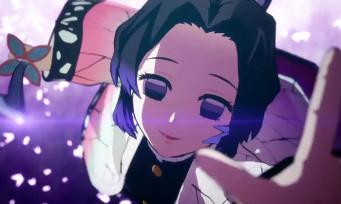 Demon Slayer : Shinobu Kocho sort son trailer de gameplay et plein de papillons aussi