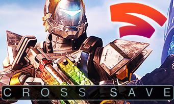 Destiny 2 : le jeu serait prévu sur Stadia, une fonction cross-save à venir