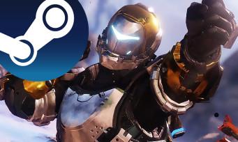 Destiny 2 : vous pouvez enfin migrer votre compte sur Steam, voici comment faire