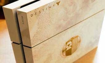 Destiny The Taken King : notre unboxing de la PS4 collector avec nos gants blancs