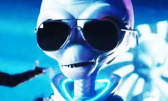 Destroy All Humans! : une date de sortie pour le remake, les deux éditions collectors en vidéos