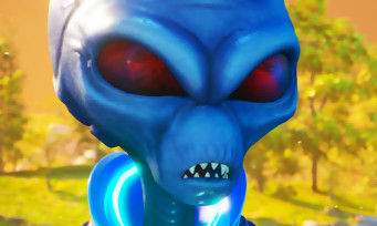Destroy All Humans! : quinze minutes de gameplay pour ce remake coloré