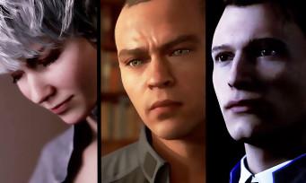 Detroit Become Human : enfin une date pour la version PC, une démo dans les tuyaux