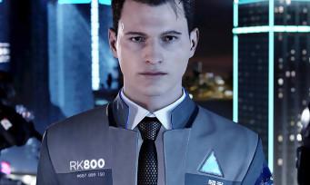 Detroit Becom Human : le jeu s'est écoulé à plus de 3 millions d'exemplaires
