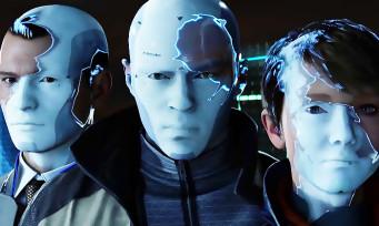 Detroit Become Human : le jeu de David Cage va faire son entrée au musée Grévin