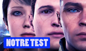Test Detroit Become Human (PS4) : David sort enfin de sa Cage !