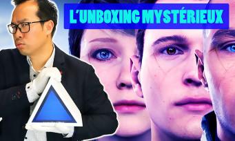 Detroit Become Human : on vous unboxe un objet triangulaire mystérieux