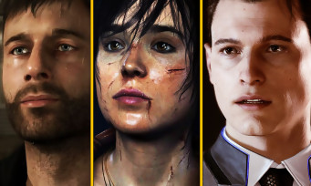 Quantic Dream : une date pour Heavy Rain, Detroit Become Human et Beyond Two Souls sur Steam