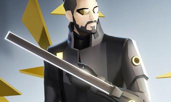 Deus Ex GO : le jeu est gratuit pendant un temps limité, une offre à saisir