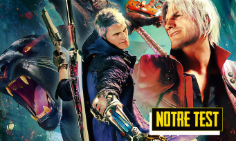 Test Devil May Cry 5 Special Edition : aucune différence sur PS5 et Xbox SX ?