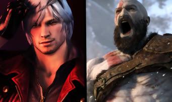 Devil May Cry 5 : le créateur de la série aimerait que le jeu s'inspire de GOD OF WAR