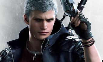 Devil May Cry 5 : un peu de gameplay avec Nero, l'âme de la série bien conservée
