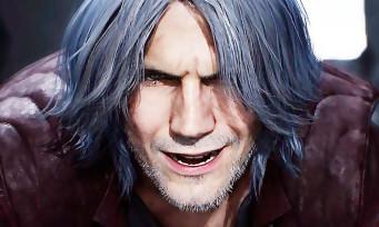 Devil May Cry 5 : même si son visage n'est plus le même, Dante sera joué et doublé par le même acteur