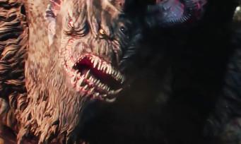 Devil May Cry 5 : une démo de 15 min de gameplay où Nero affronte Goliath, un colosse incandescent