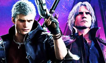 Devil May Cry 5 : du multi jusqu'à 3 joueurs au programme, la grosse surprise de Capcom