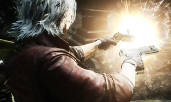 Devil May Cry 5 : du gameplay pour Dante avec des armes de Devil May Cry 3 !