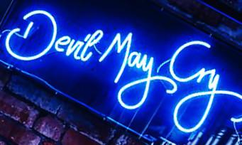 Devil May Cry 5 : on peut désormais acheter les enseignes en néon officielles... et c'est hors de prix