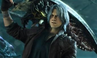 Devil May Cry 5 : une vingtaine d'images démentes, ça s'annonce diablement beau
